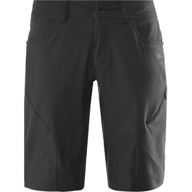 SQUARE Active Baggy Shorts Dame black